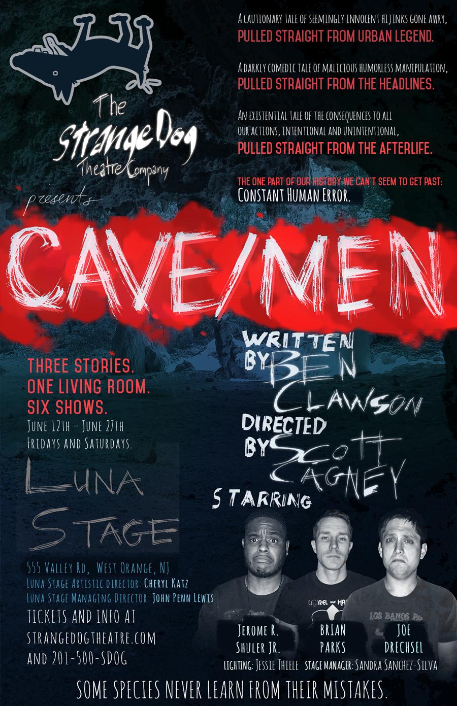 Cave/Men 2015